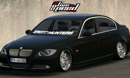 LFS BMW E90