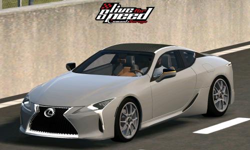 LFS Lexus LC500