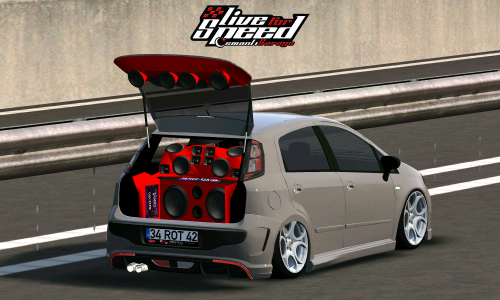 LFS Fiat Punto(Ses Sistemli)
