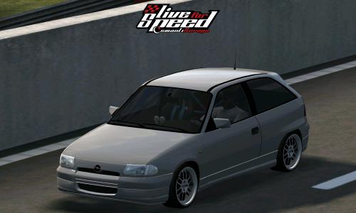 LFS Opel GSI 2.0