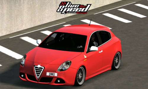 LFS Alfa Romeo Giuiletta