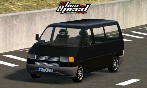 LFS Volkswagen Transporter T4